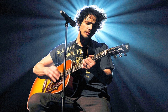 Chris Cornell Shining light