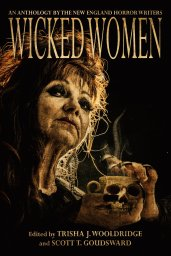 Wicked Women Anthology Book Cover